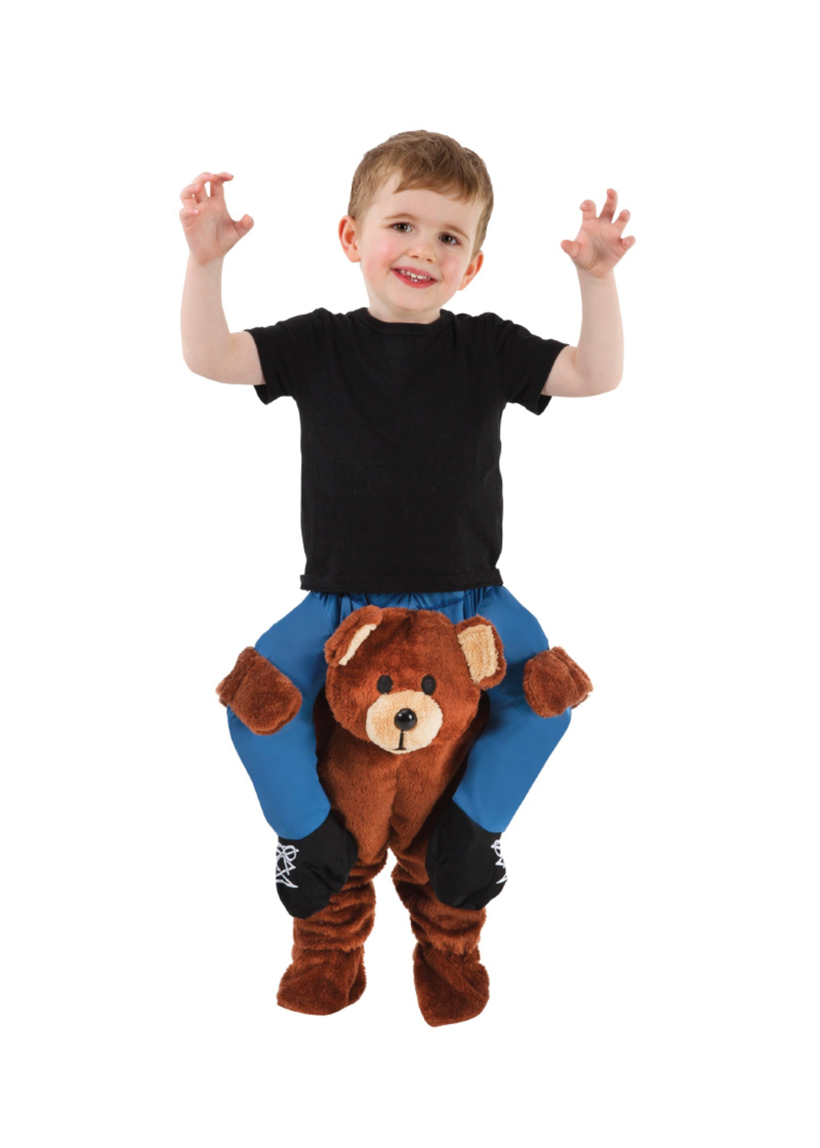 Bear Piggyback Costume - Toddler