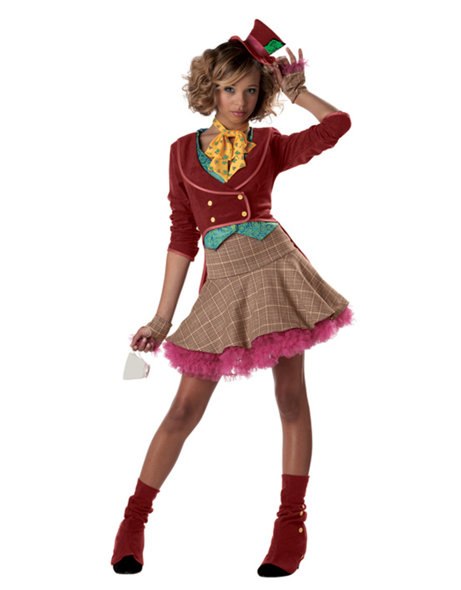 The Mad Hatter Costume - Junior