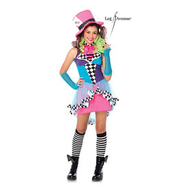 Mayhem Hatter Costume - Junior