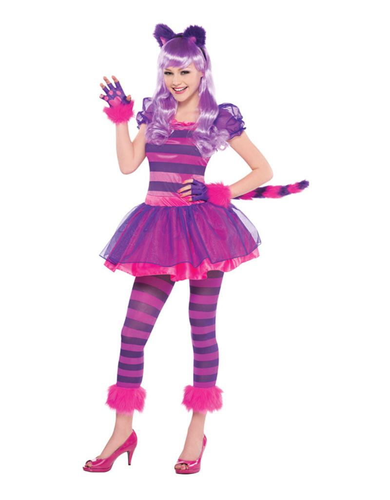 Cheshire Cat Costume - Junior