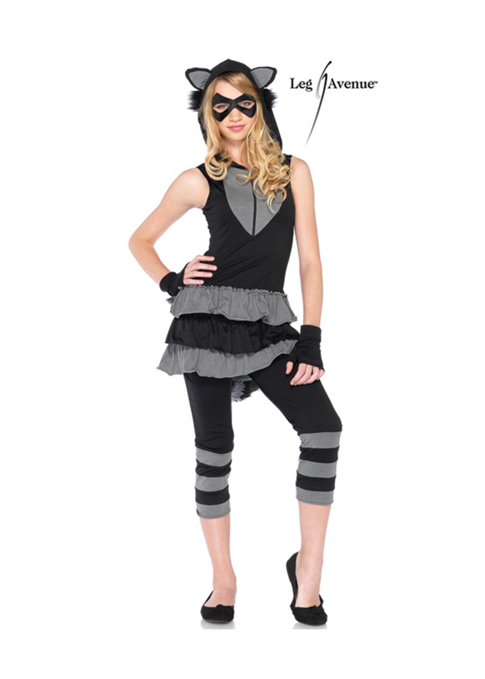 Rockin' Racoon Costume - Junior