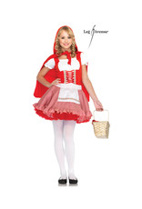Lil' Miss Red Costume - Junior