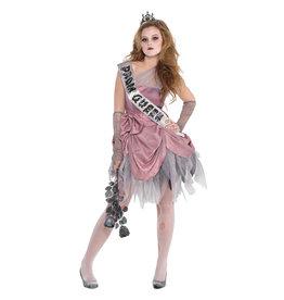Zom Queen Costume - Junior