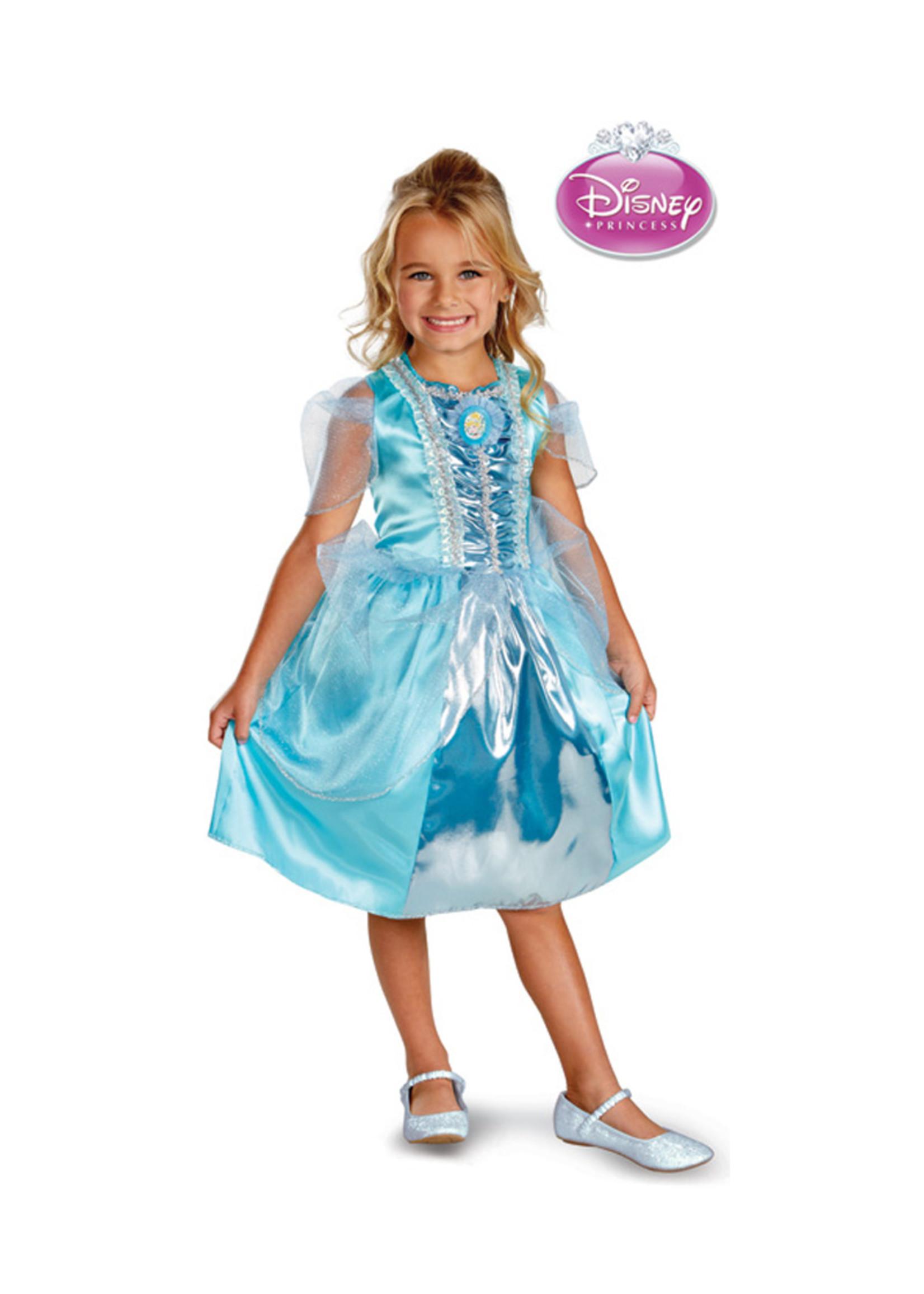 Cinderella Sparkle Classic Costume - Girls