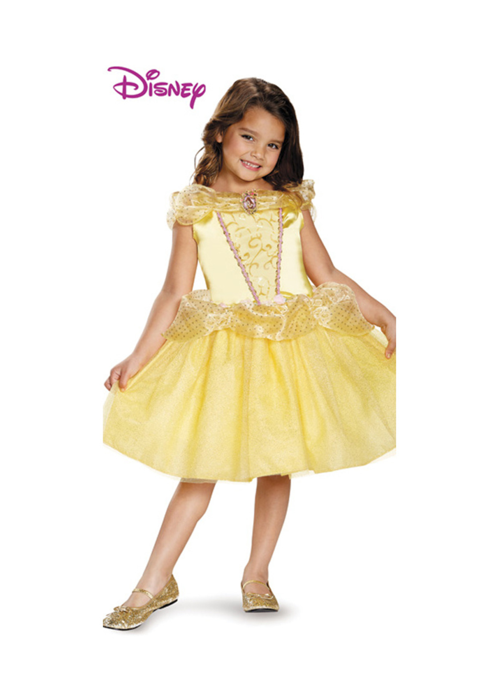 Belle Sparkle Classic  Costume - Girls