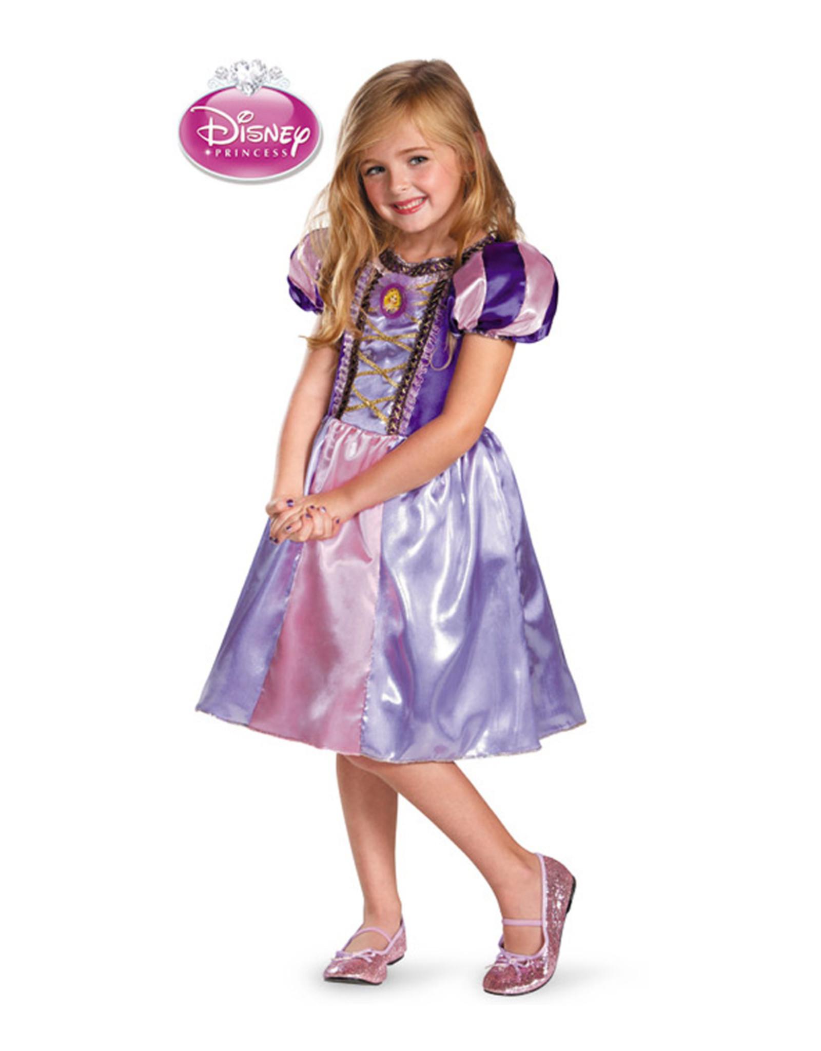 Rapunzel Sparkle Classic Costume - Girls
