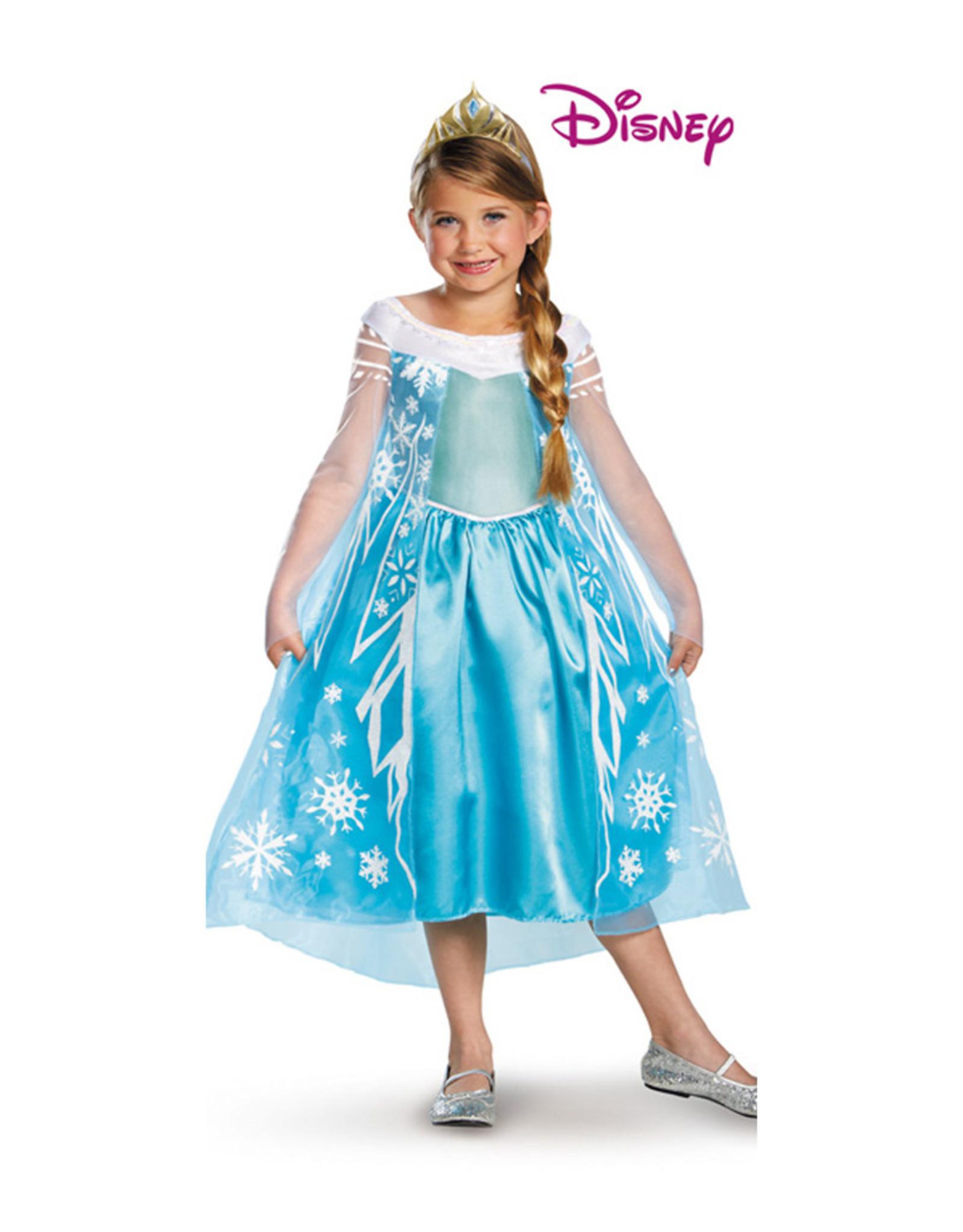 Elsa Deluxe Costume - Girls