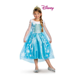 Elsa Deluxe Costume - Girls