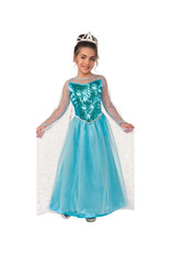 Princess Krystal Costume - Girls