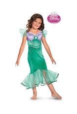 Ariel Sparkle Classic Costume - Girls