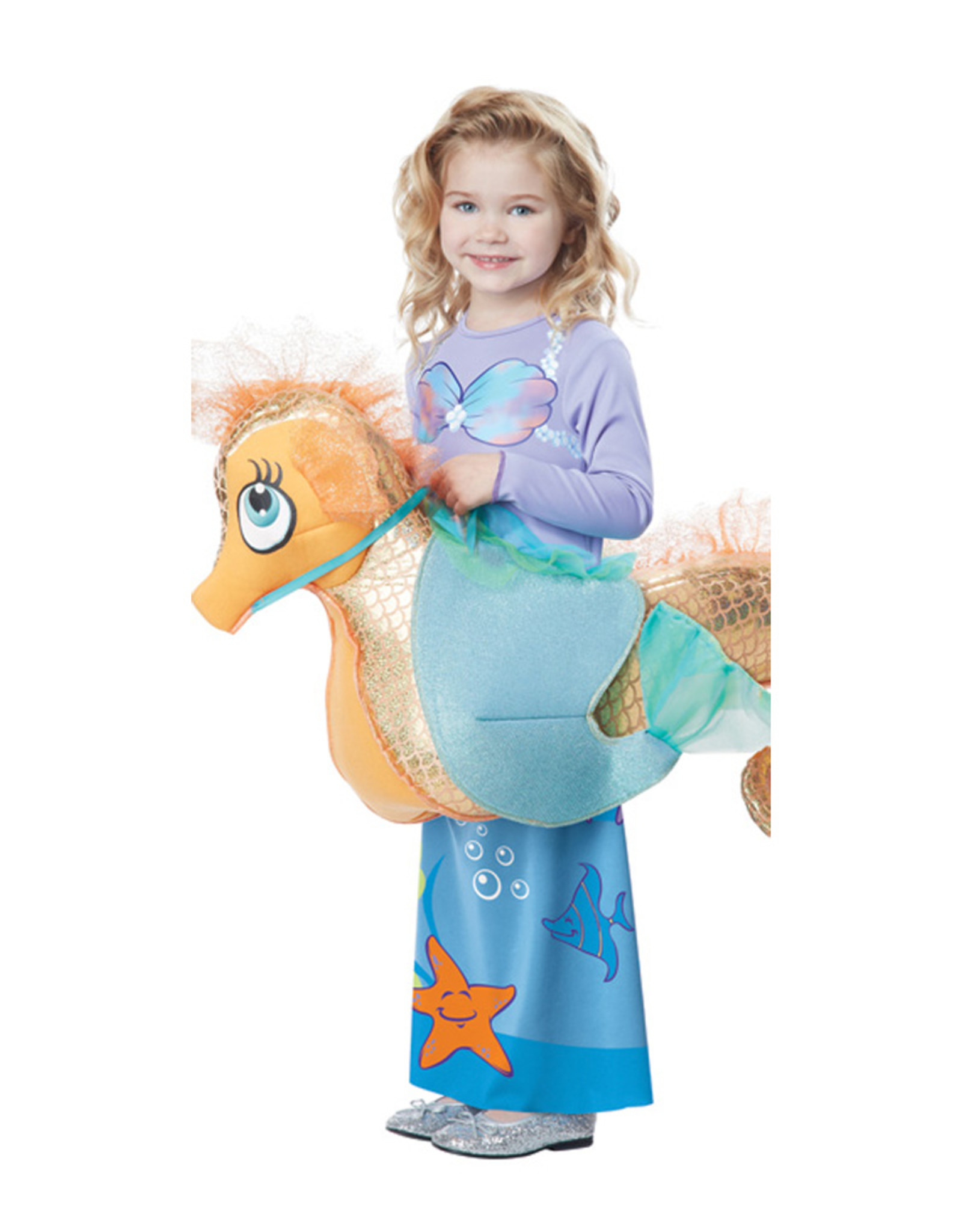 Seaquestrian Mermaid Costume - Girls