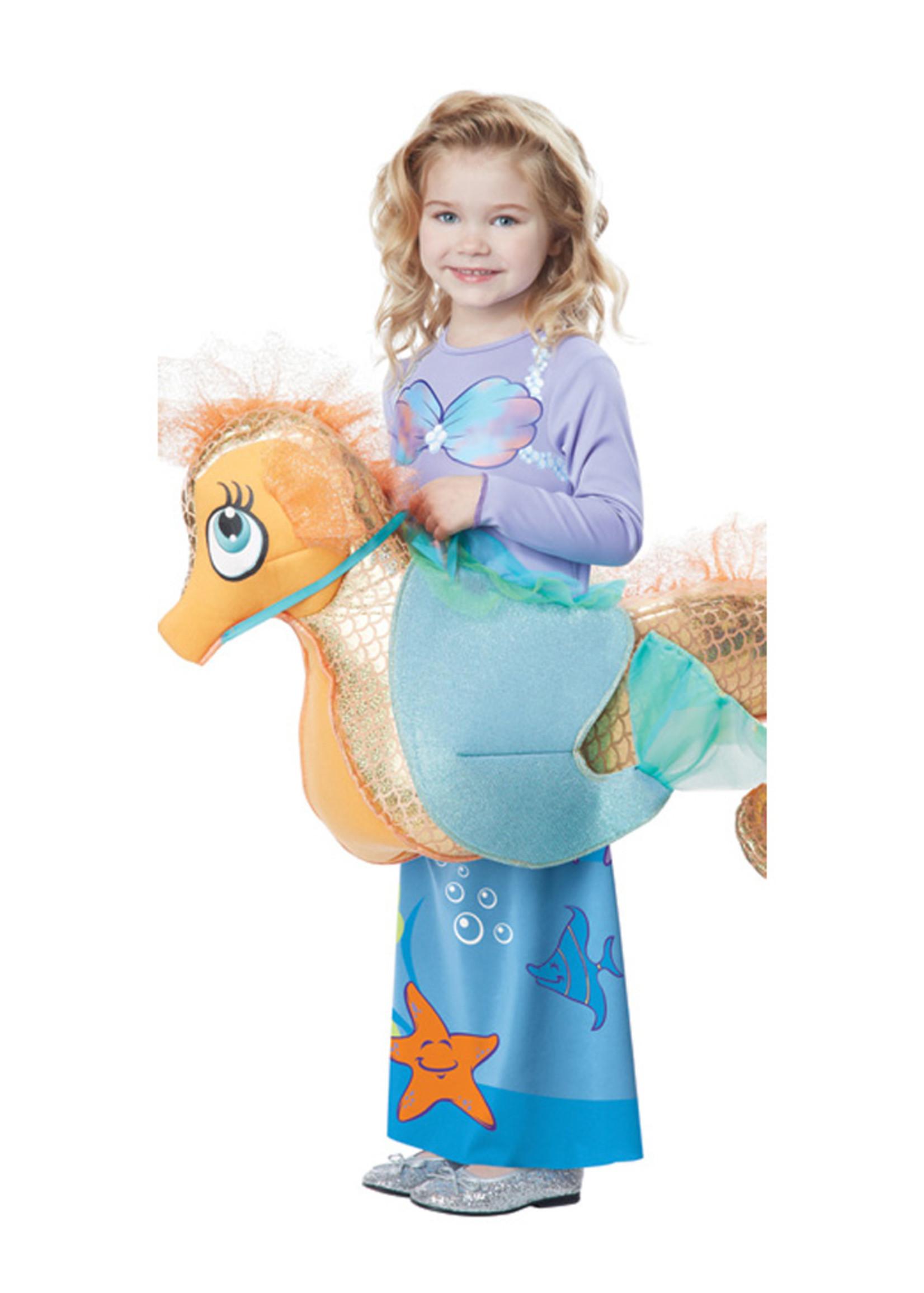 Seaquestrian Mermaid Costume - Girls