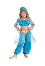 Arabian Princess Costume - Girls