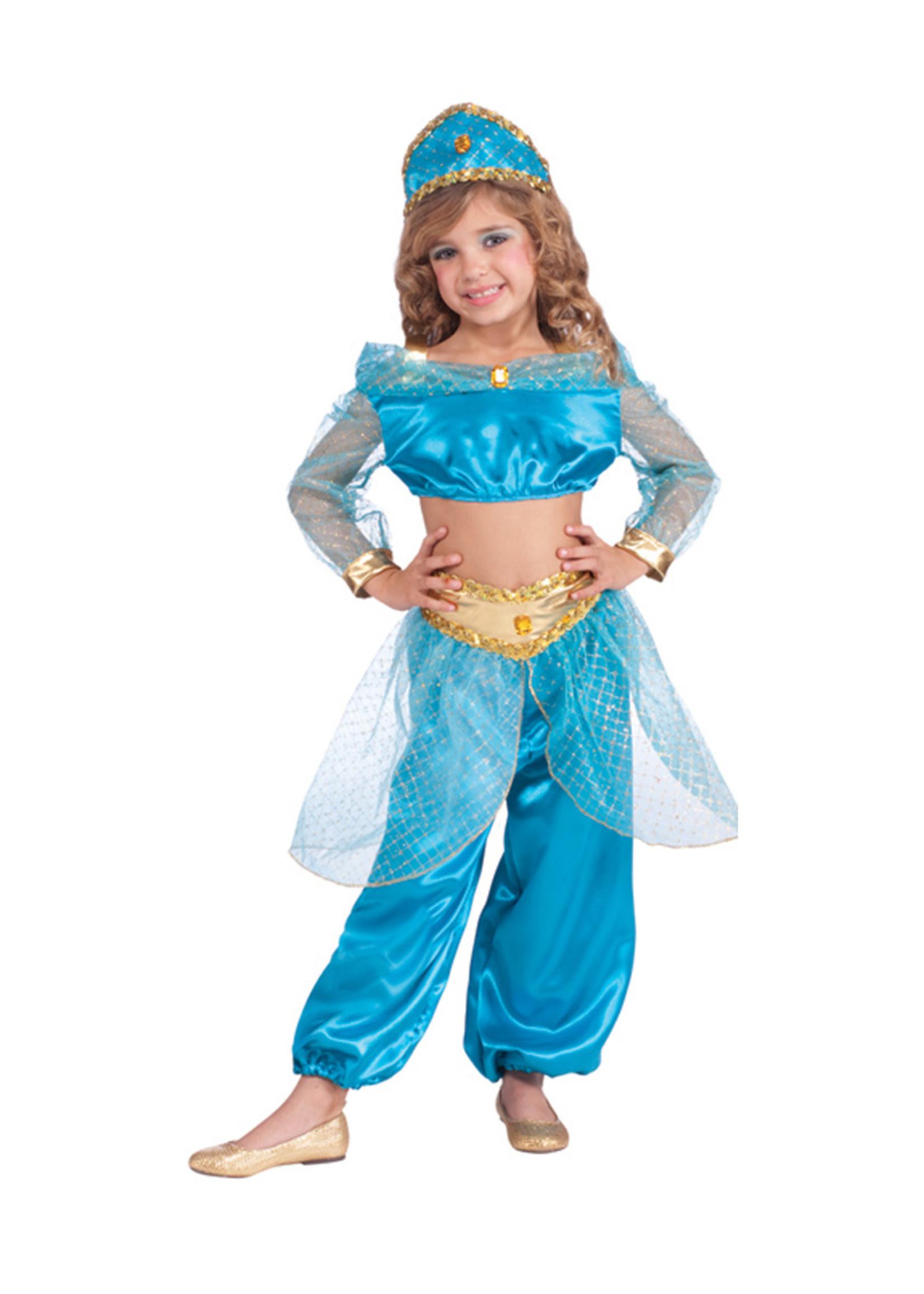 Arabian Princess Costume - Girls