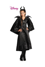 Maleficent Christening Gown Deluxe Costume - Girls