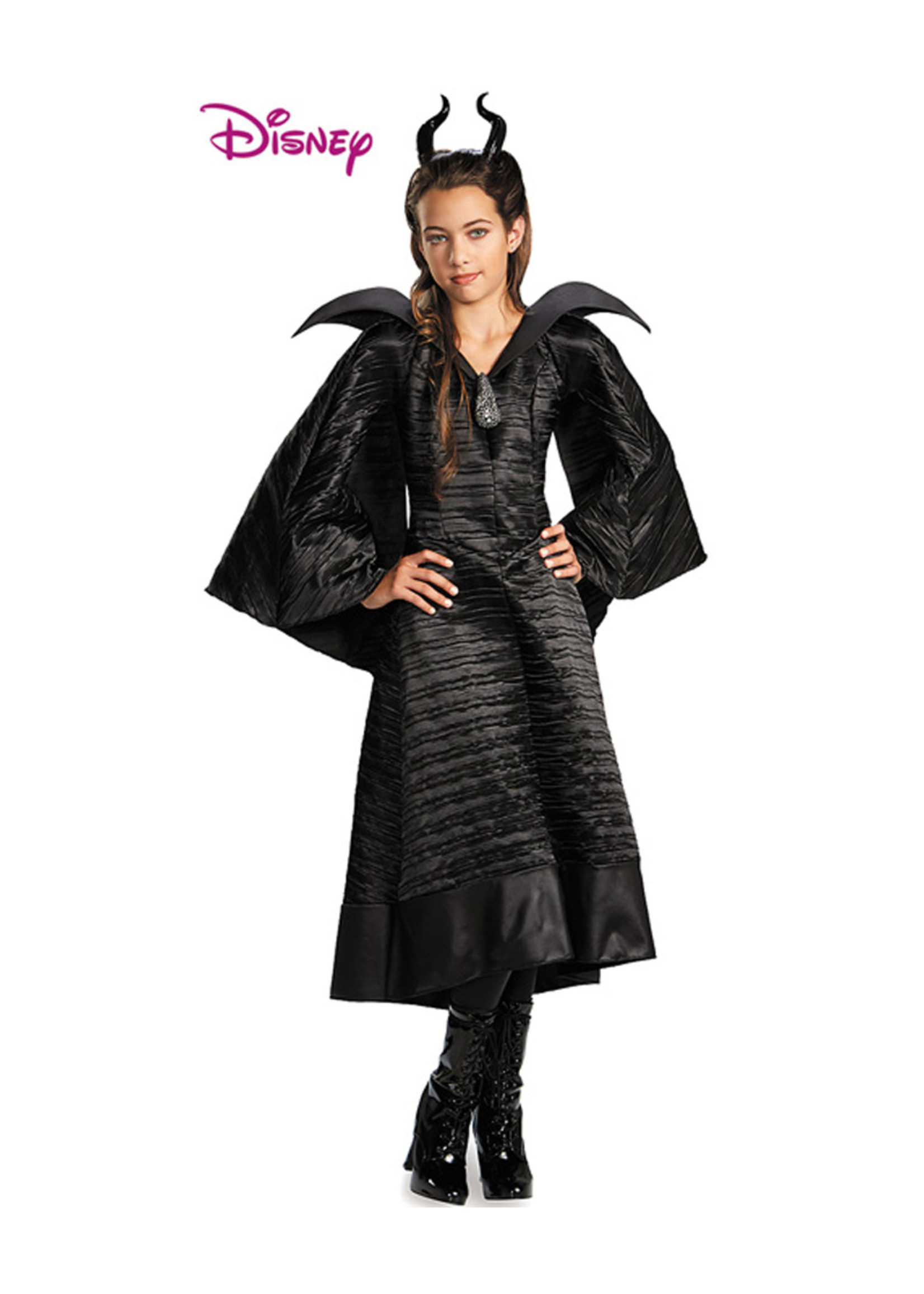 DISGUISE Maleficent Christening Gown Deluxe Costume - Girls