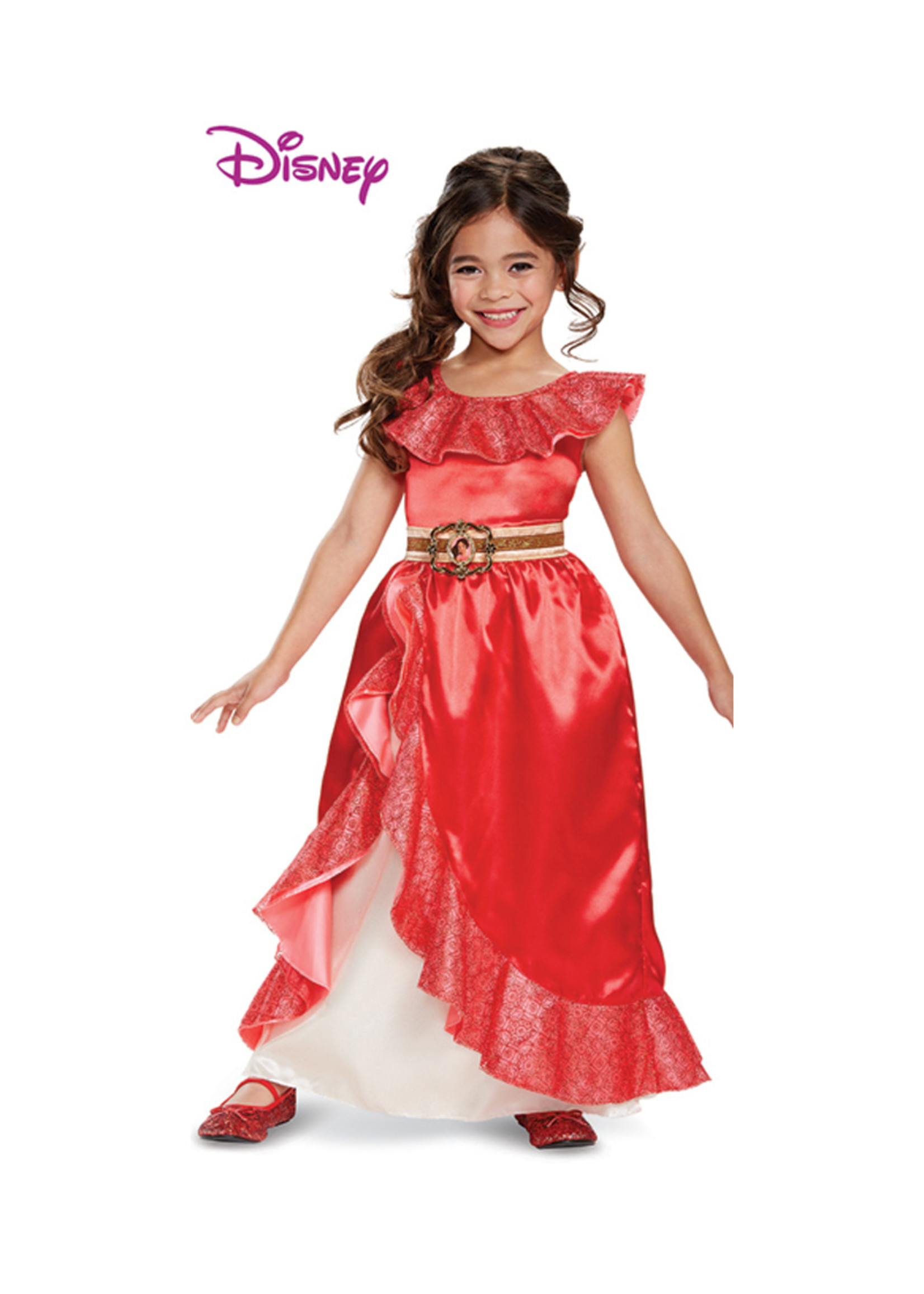 DISGUISE Elena of Avalor Costume - Girls
