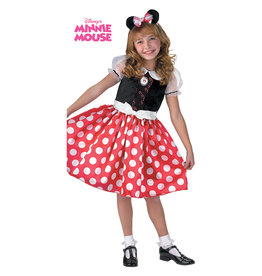 Minnie Mouse Classic Costume - Girls