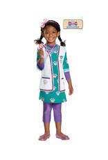 Doc Pet Vet Costume - Girls