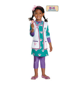 Doc Pet Vet Costume - Girls