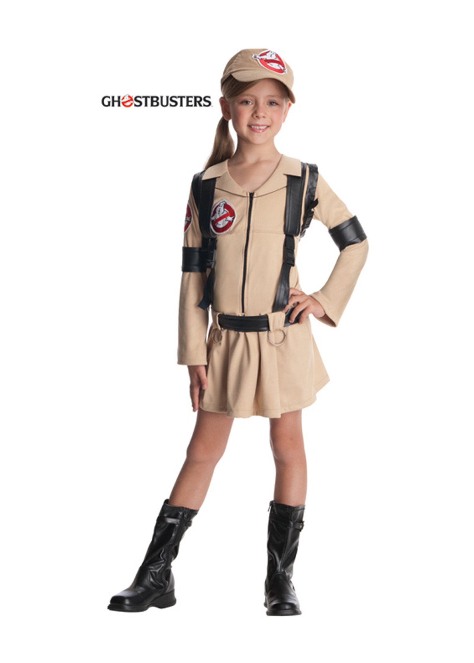 Ghostbusters Costume - Girls