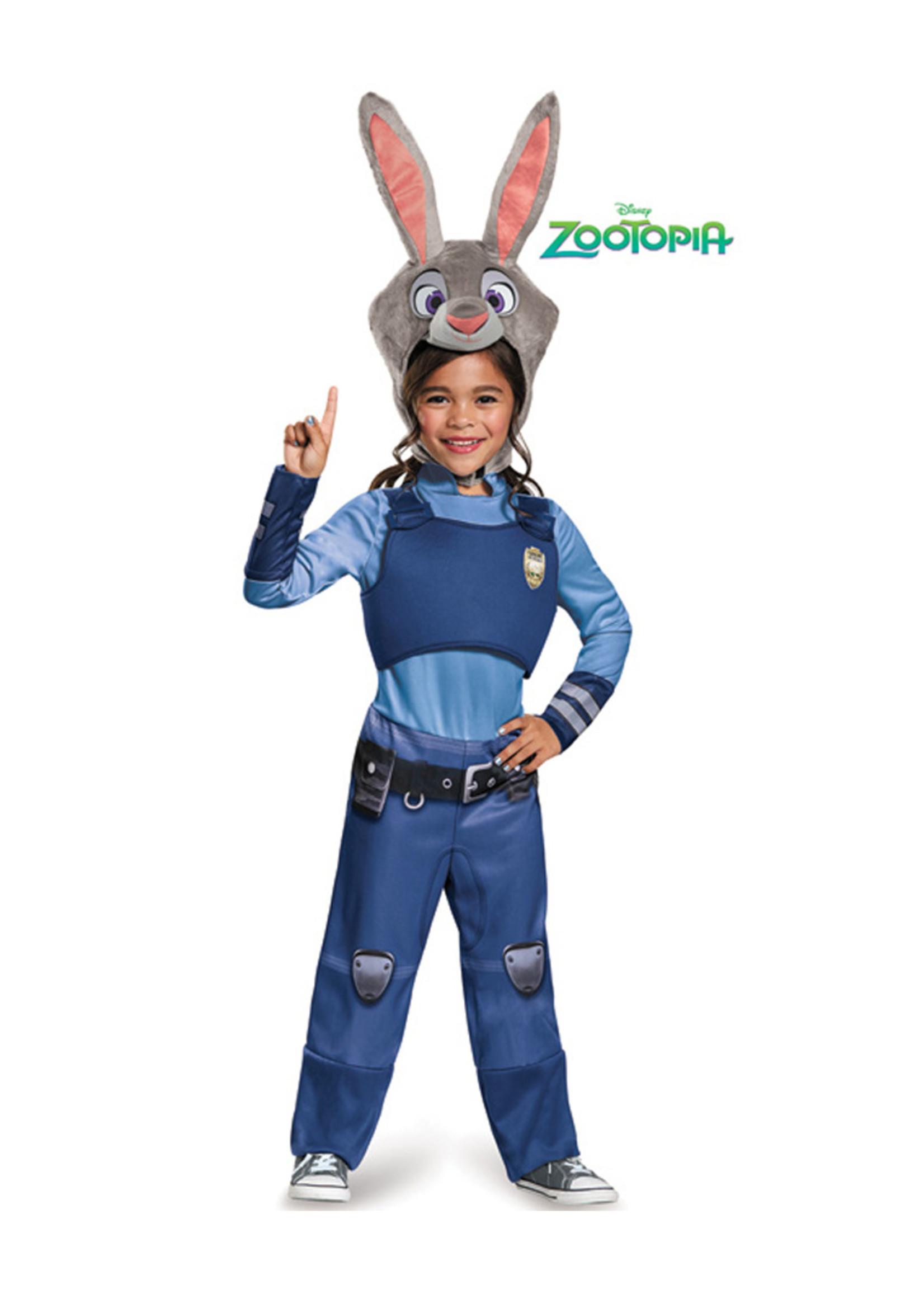 Judy Hopps - Zootopia Costume - Girls