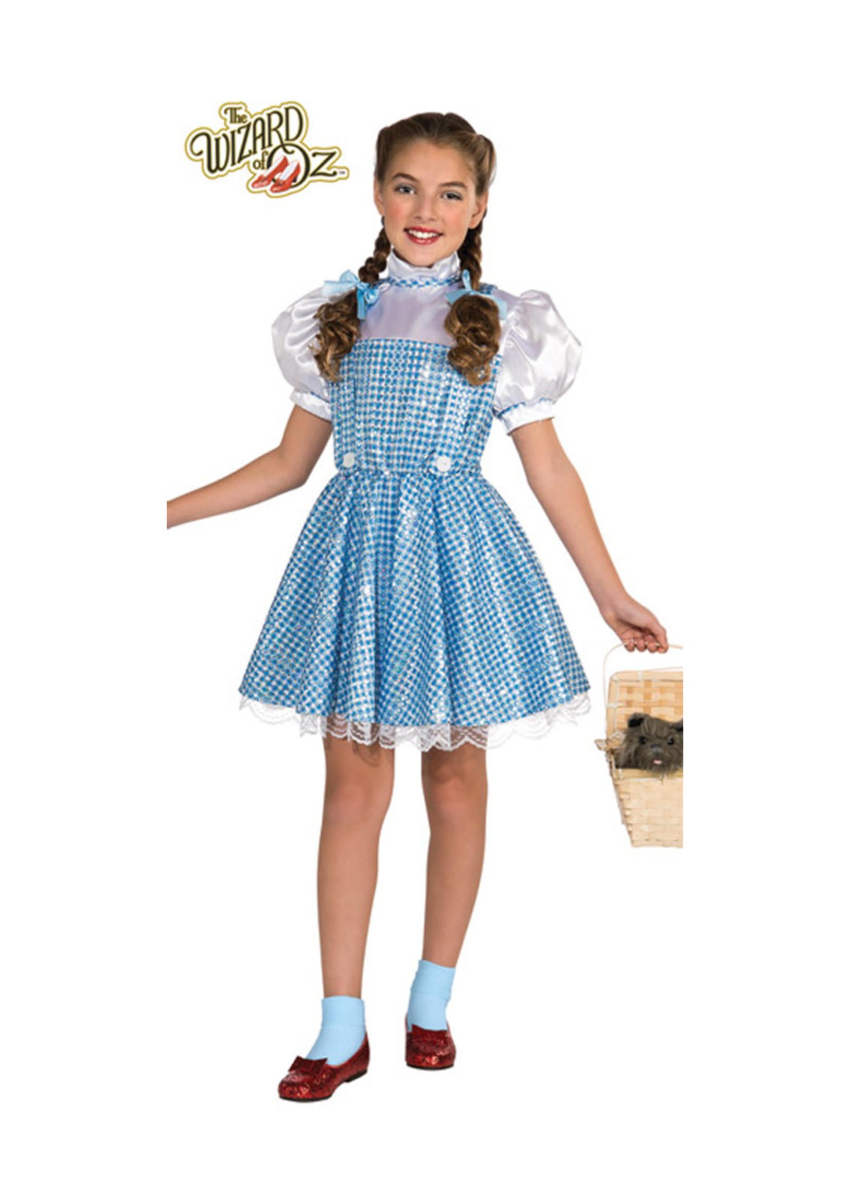 Sequin Dorothy Costume - Girls