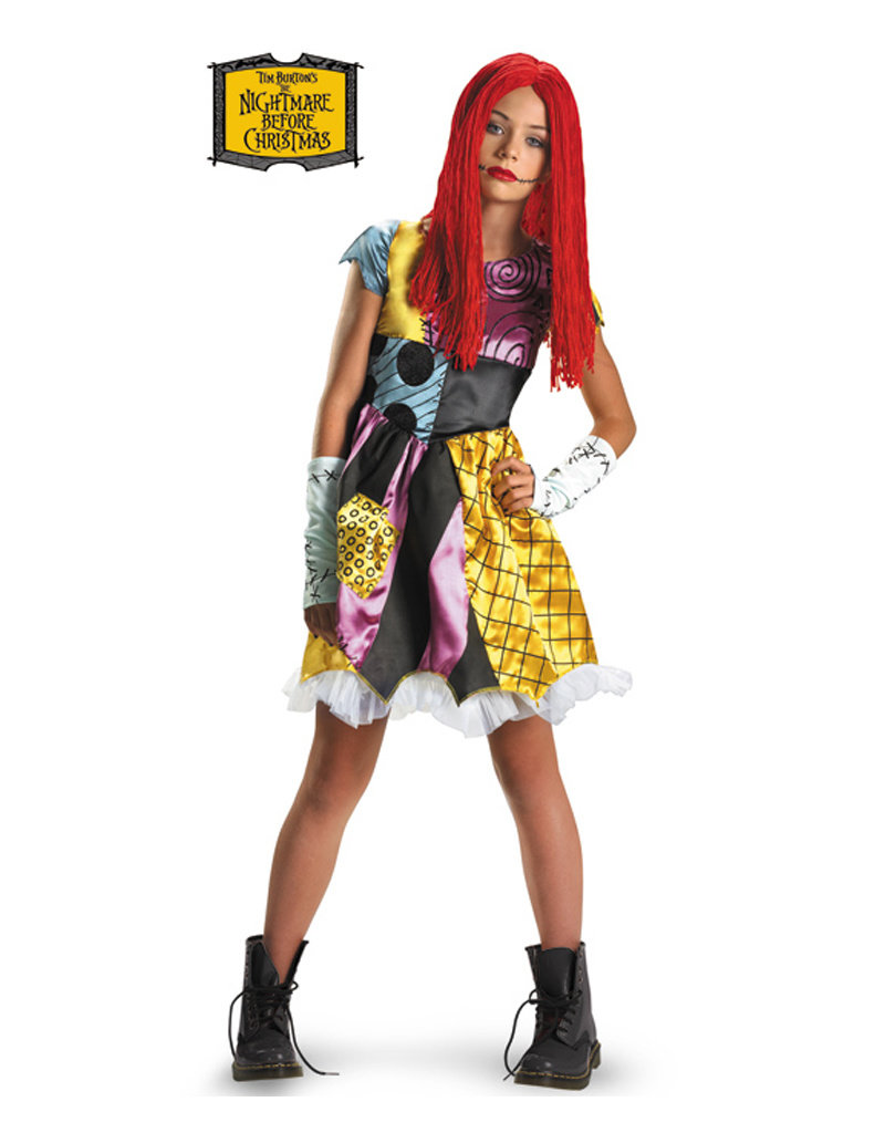 Sally Tween Costume - Girls