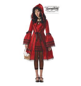 Red Riding Hood Tween Costume - Junior