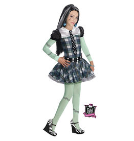 Frankie Stein Costume - Girls