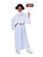 Princess Leia Costume - Girls