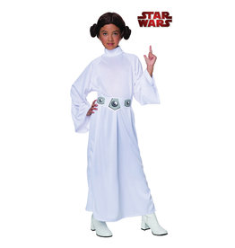 Princess Leia Costume - Girls
