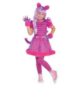 Cheshire Cat Costume - Girls