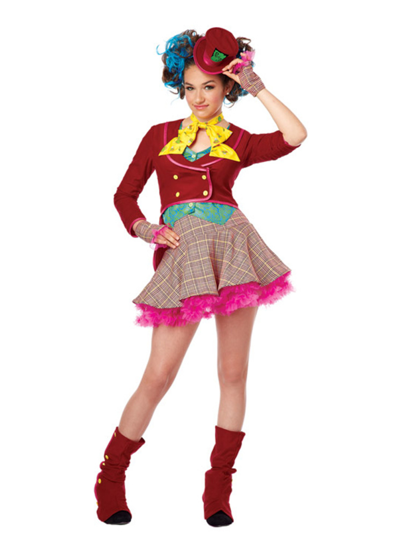 Mad as a Hatter Costume - Tween