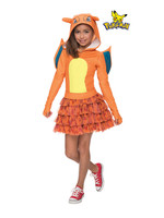 Charizard - Pokemon Costume - Girls