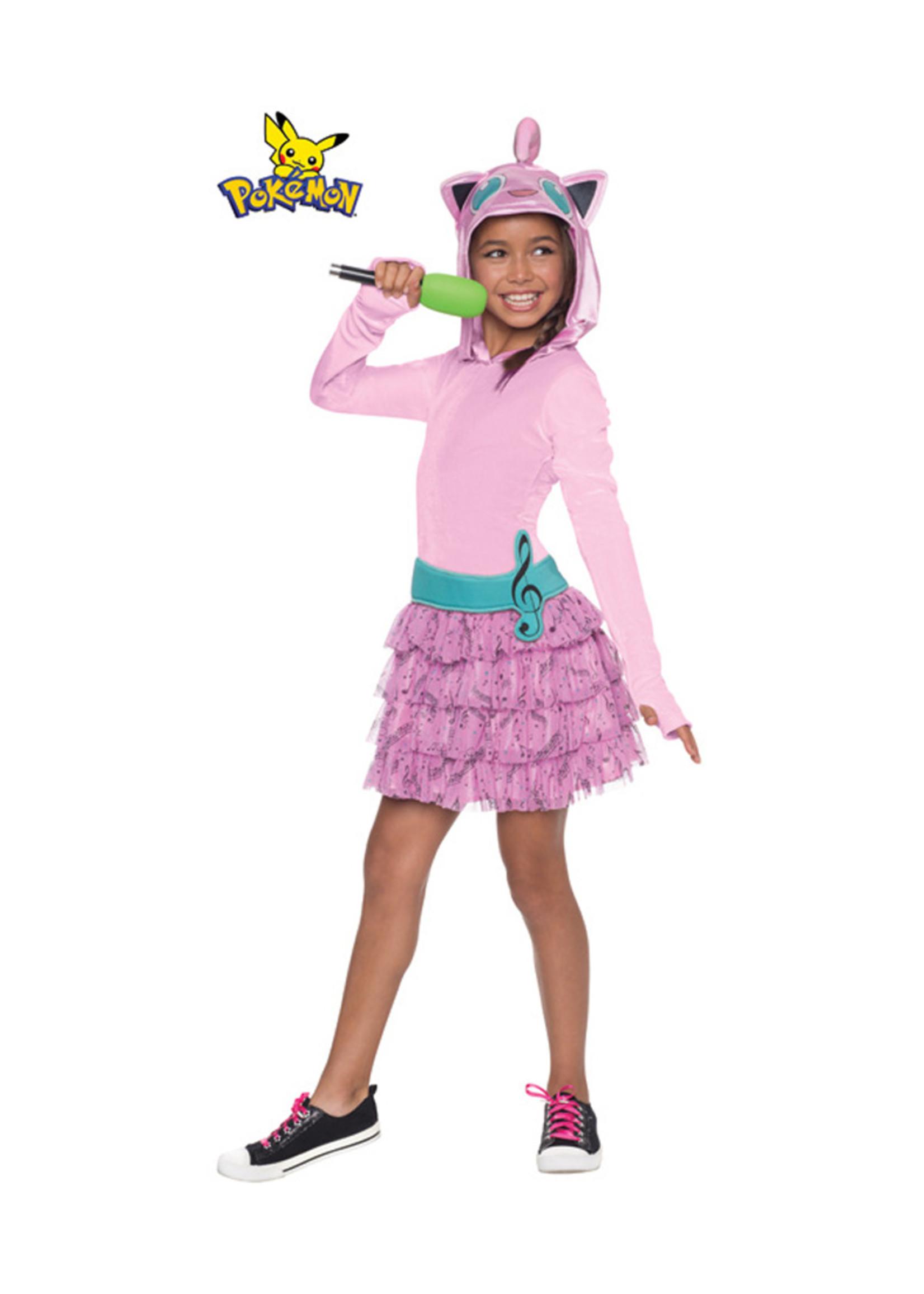 Jigglypuff - Pokemon Costume - Girls