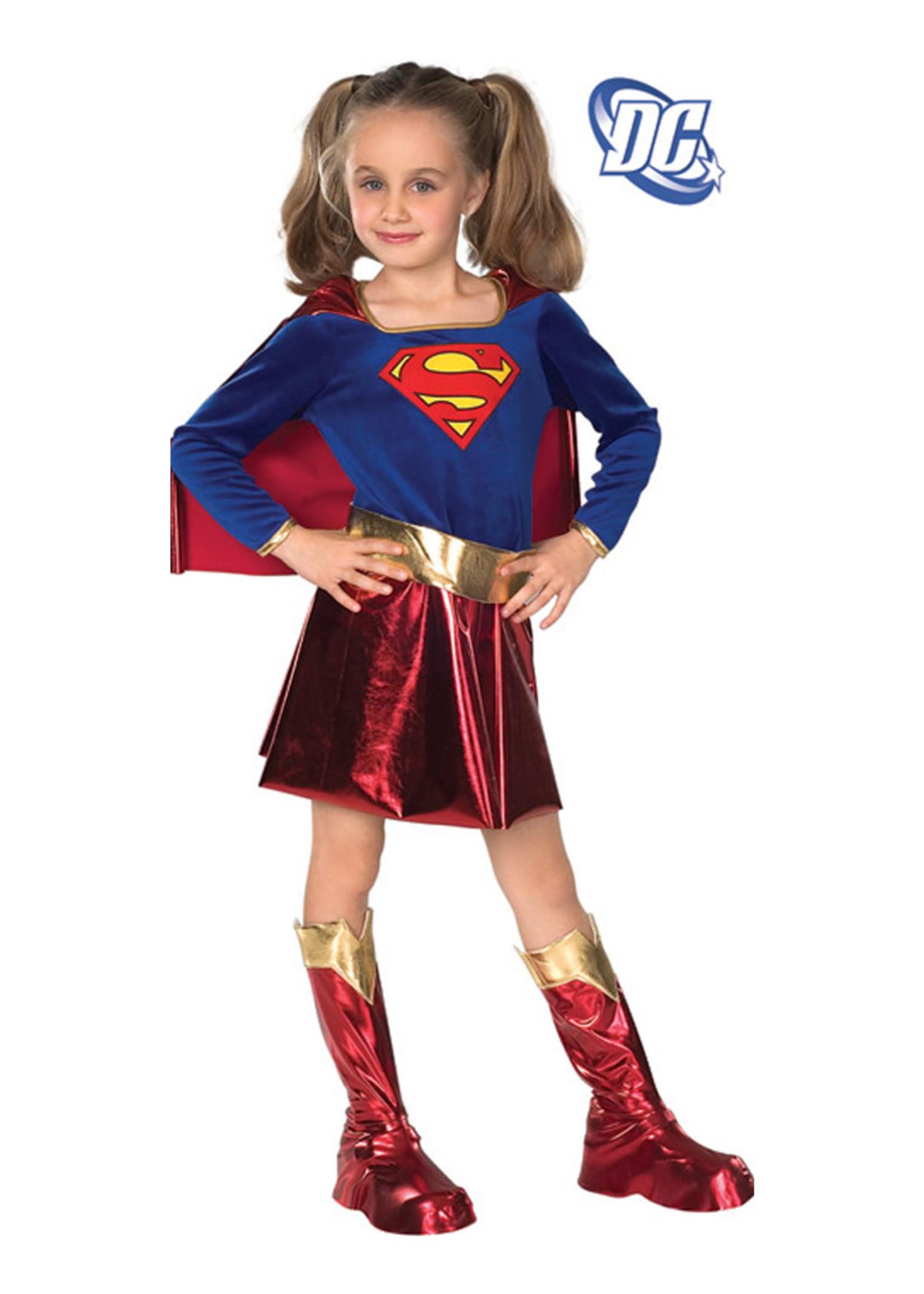 Supergirl Costume - Girls