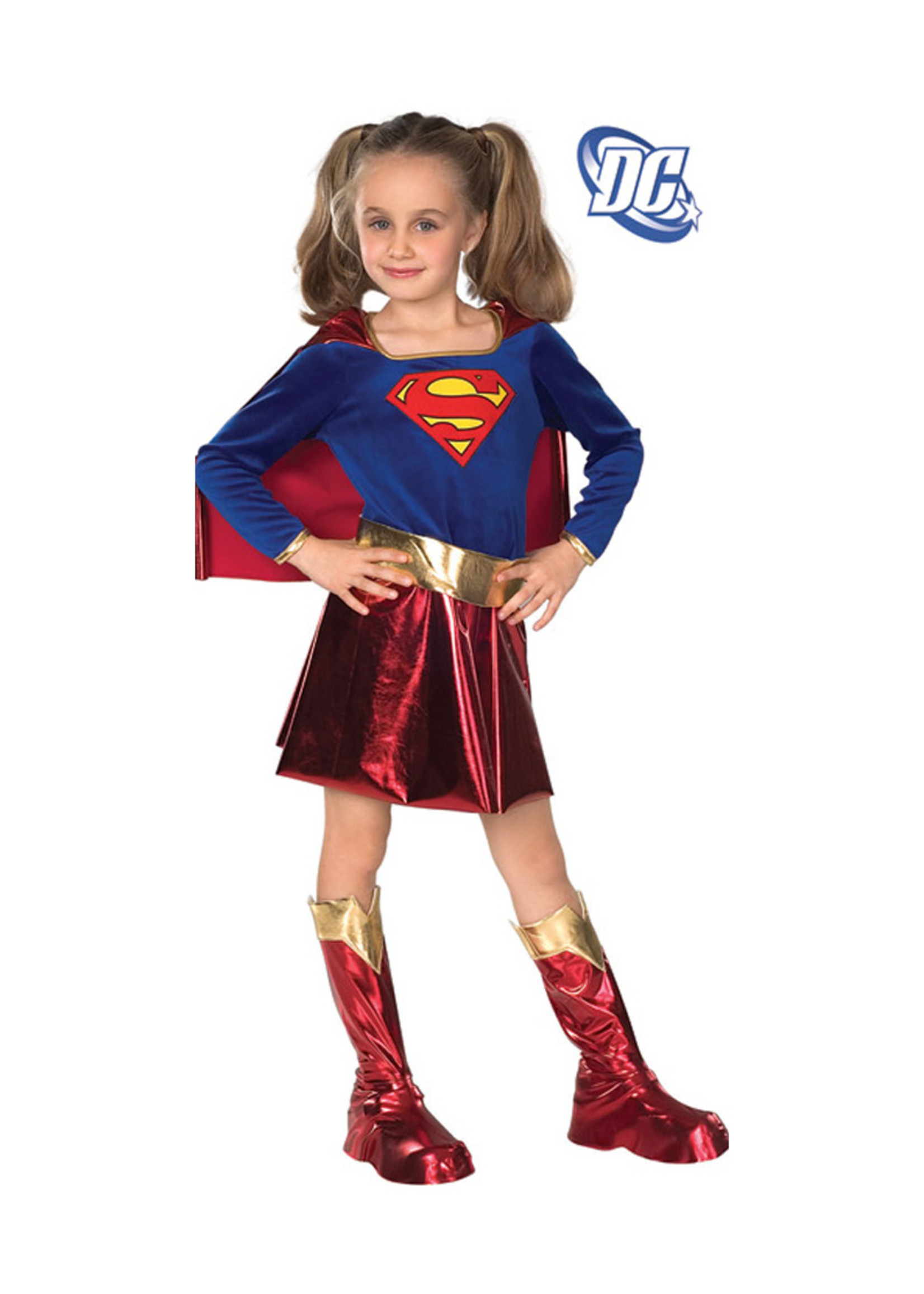 Supergirl Costume - Girls