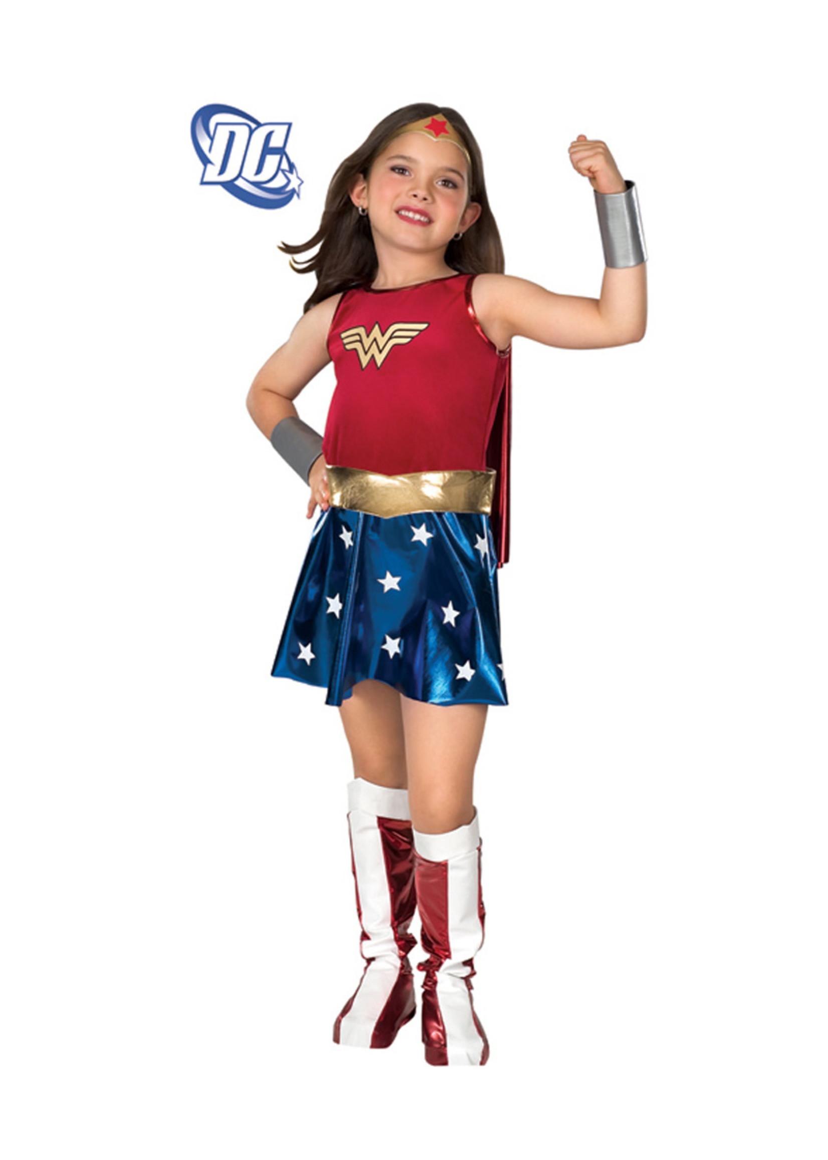 Wonder Woman Costume - Girls