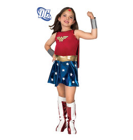 Wonder Woman Costume - Girls