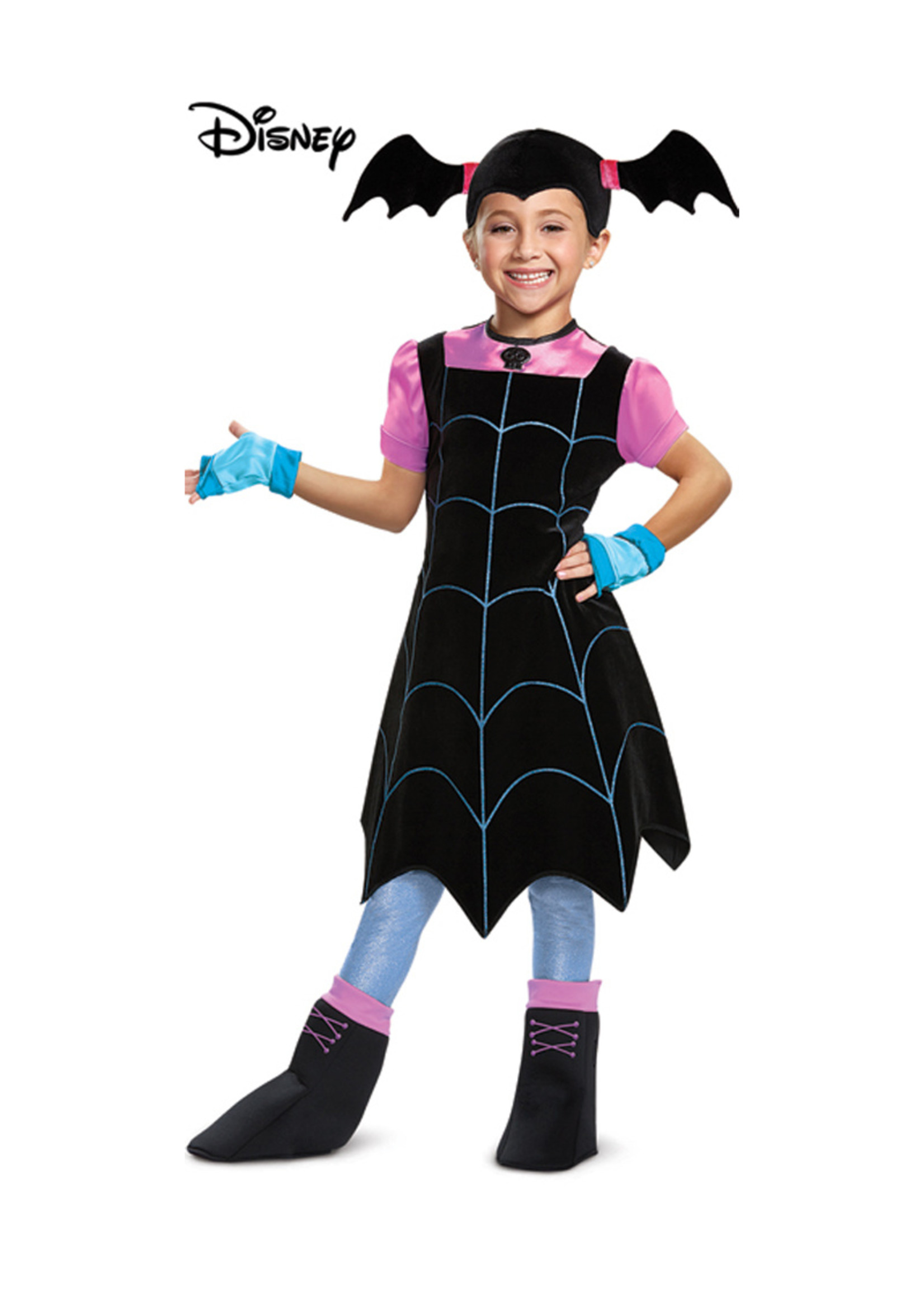DISGUISE Vampirina Costume - Girls