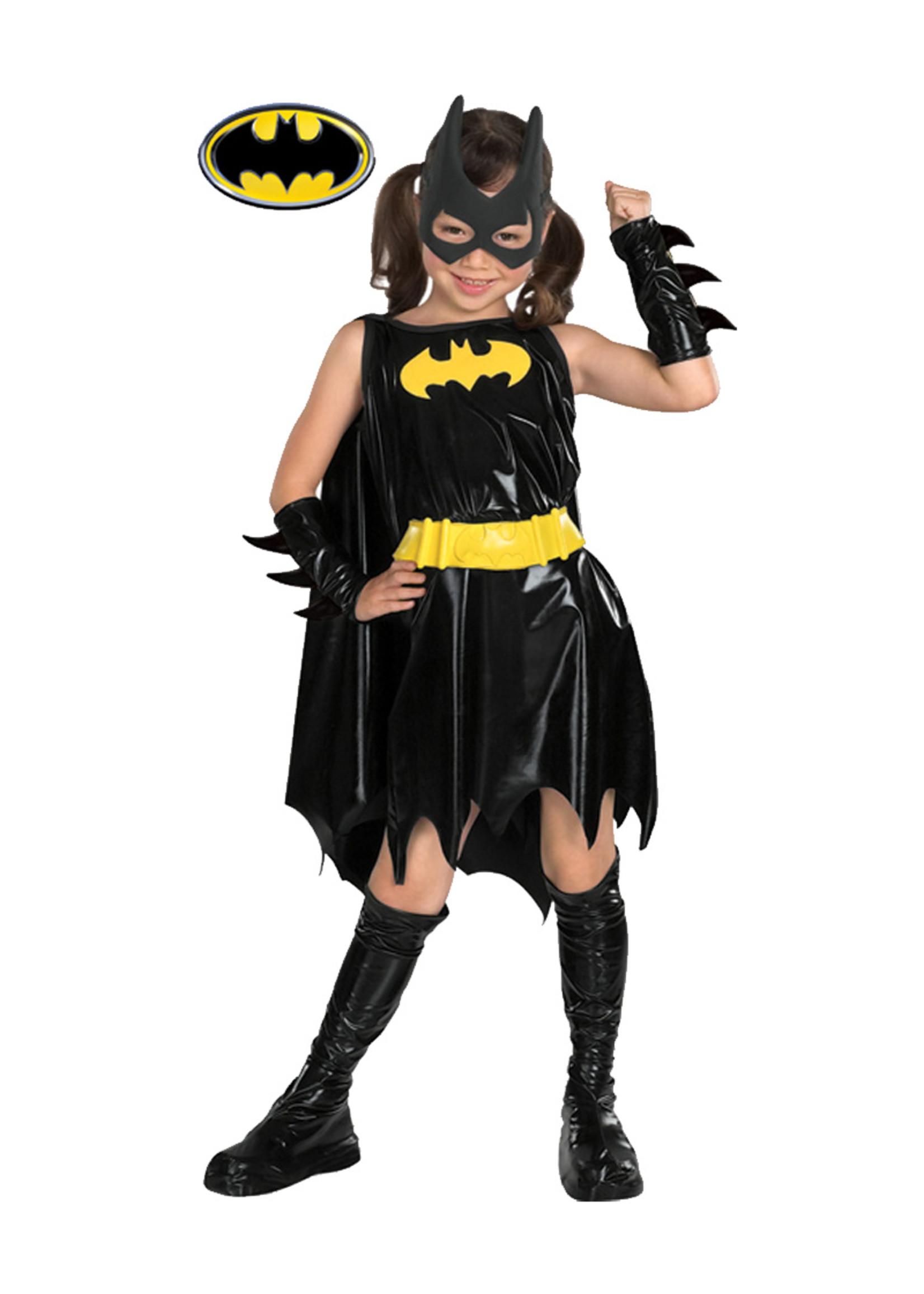 Batgirl Costume - Girls