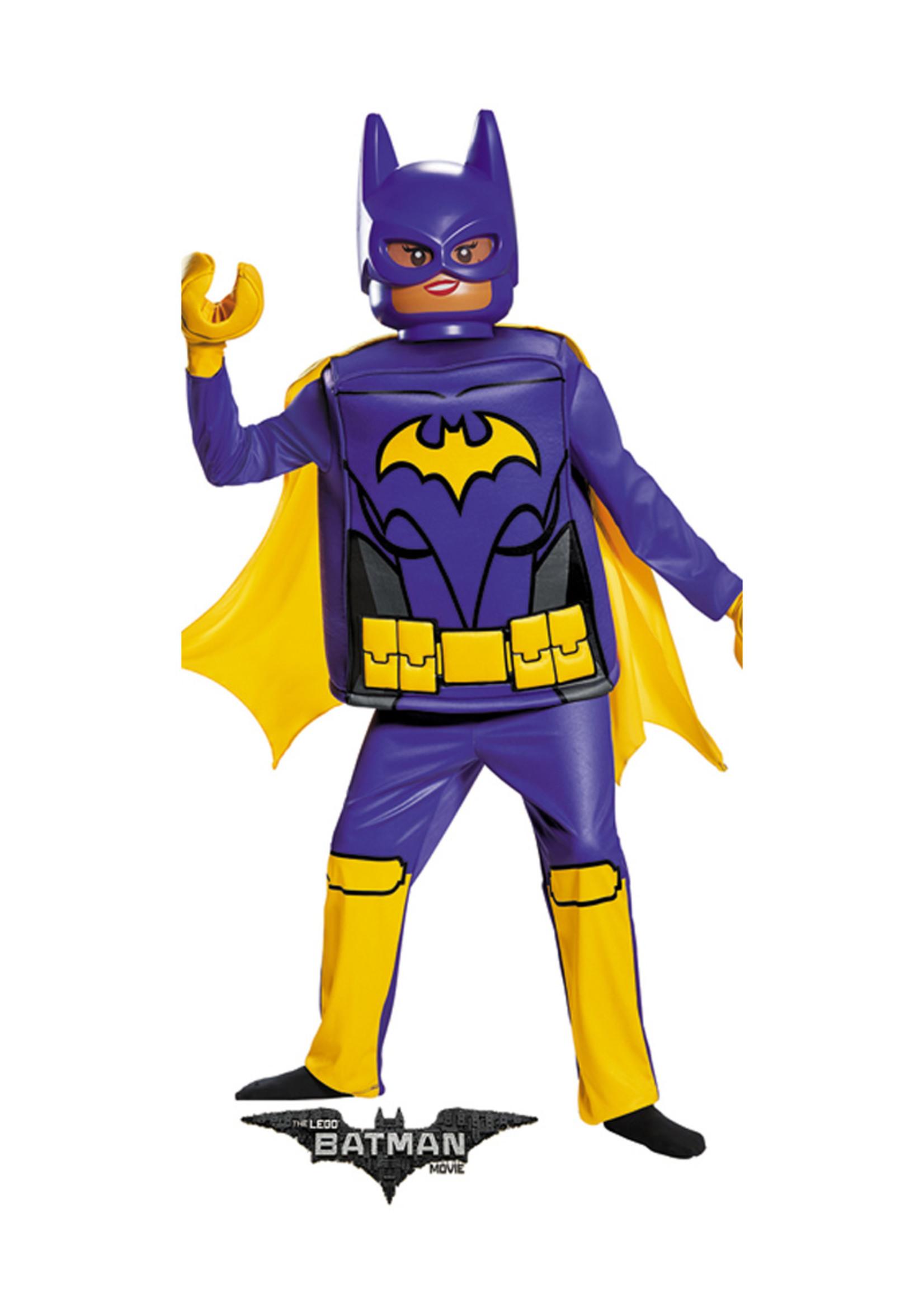 LEGO Batgirl Costume - Girls
