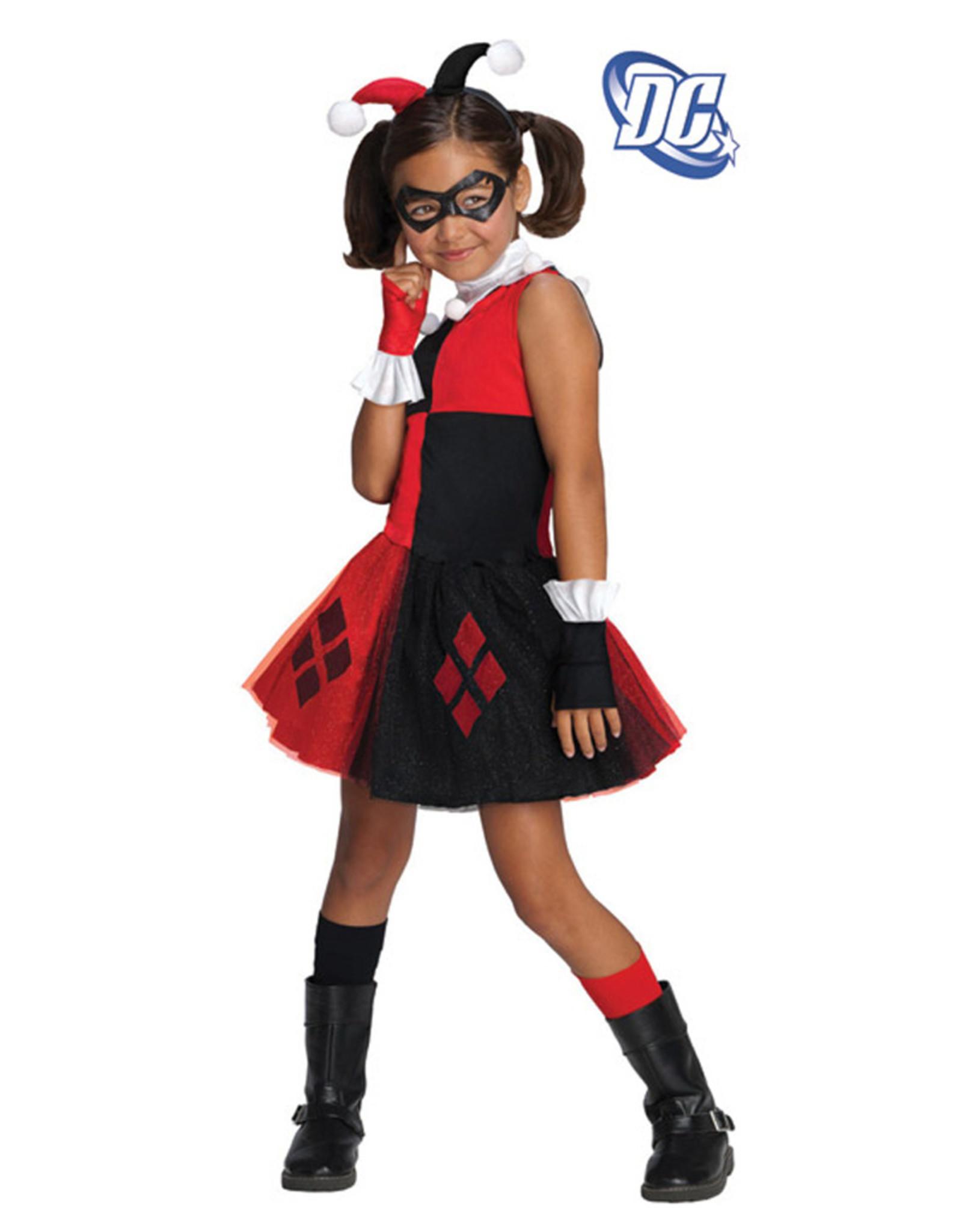 Harley Quinn Tutu Costume - Girls