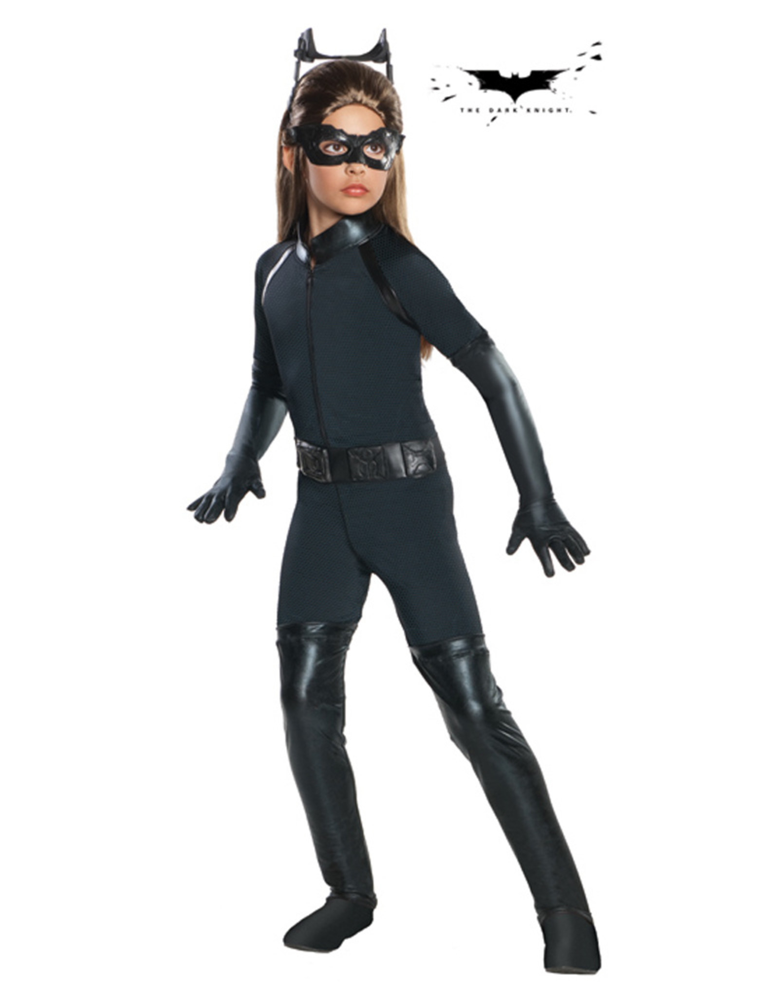 Catwoman Costume - Girls