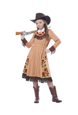 Annie Oakley Costume - Girls