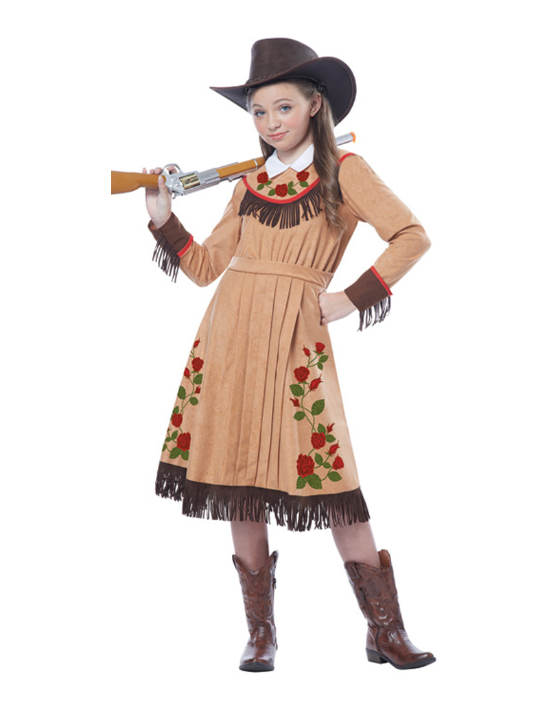 Annie Oakley Costume - Girls