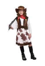 Cowgirl Costume - Girls