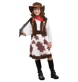 Cowgirl Costume - Girls