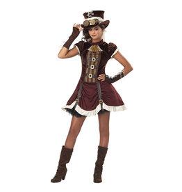 Steampunk Girl Costume - Tween